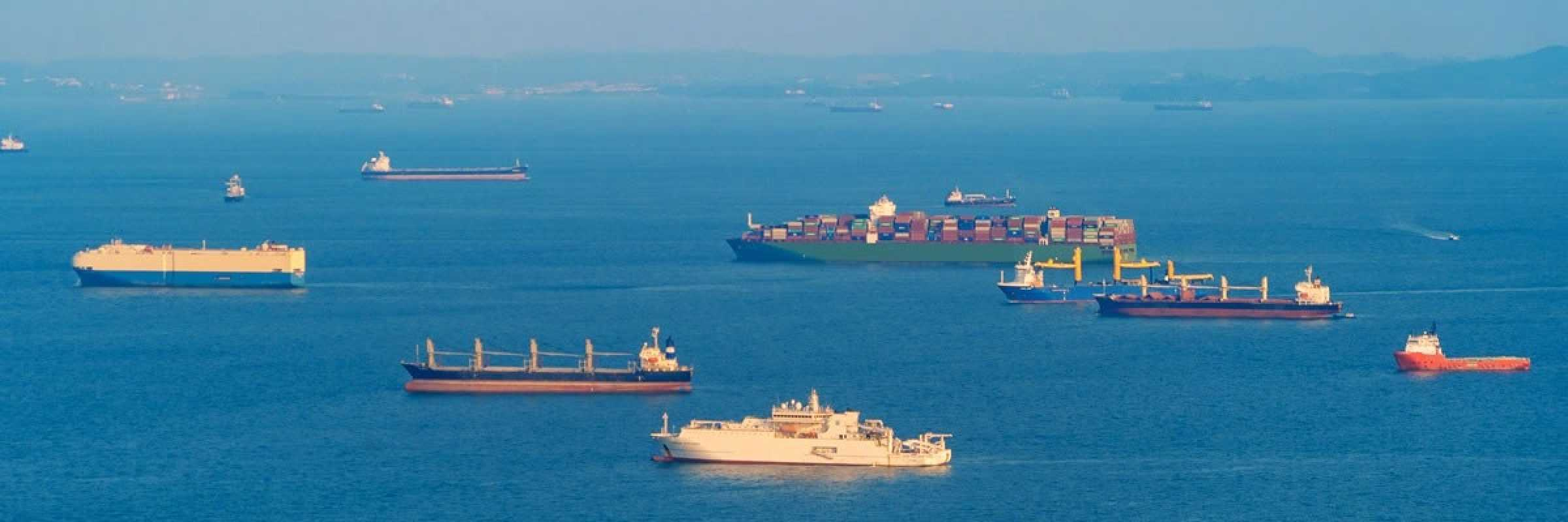 Singapore to ban open loop scrubber discharges