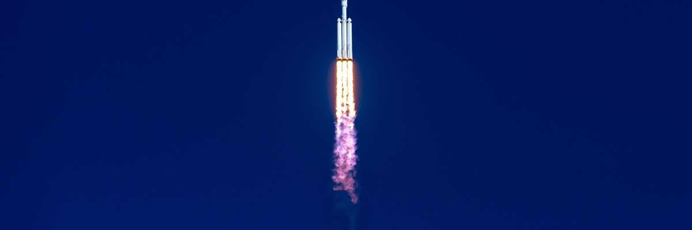 Iridium final launch delayed
