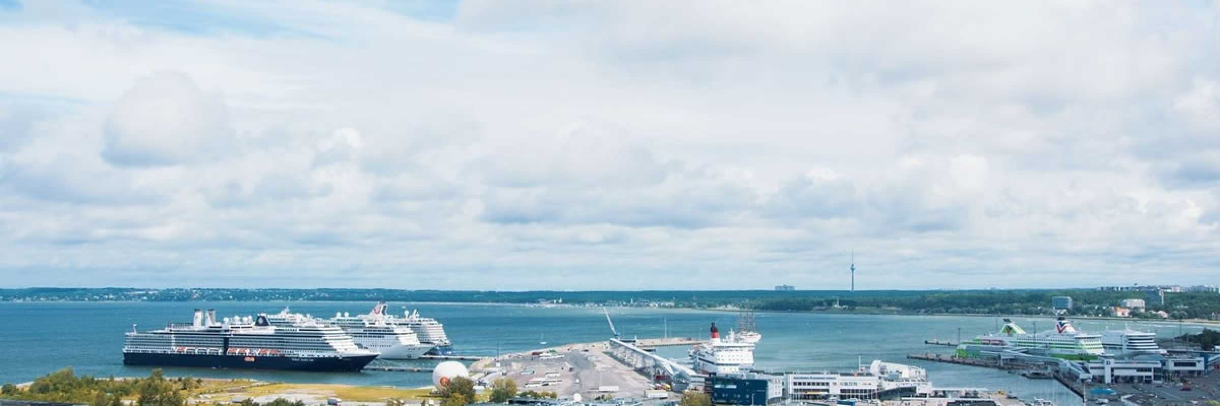Tallinn to give green ships discount on tonnage fees