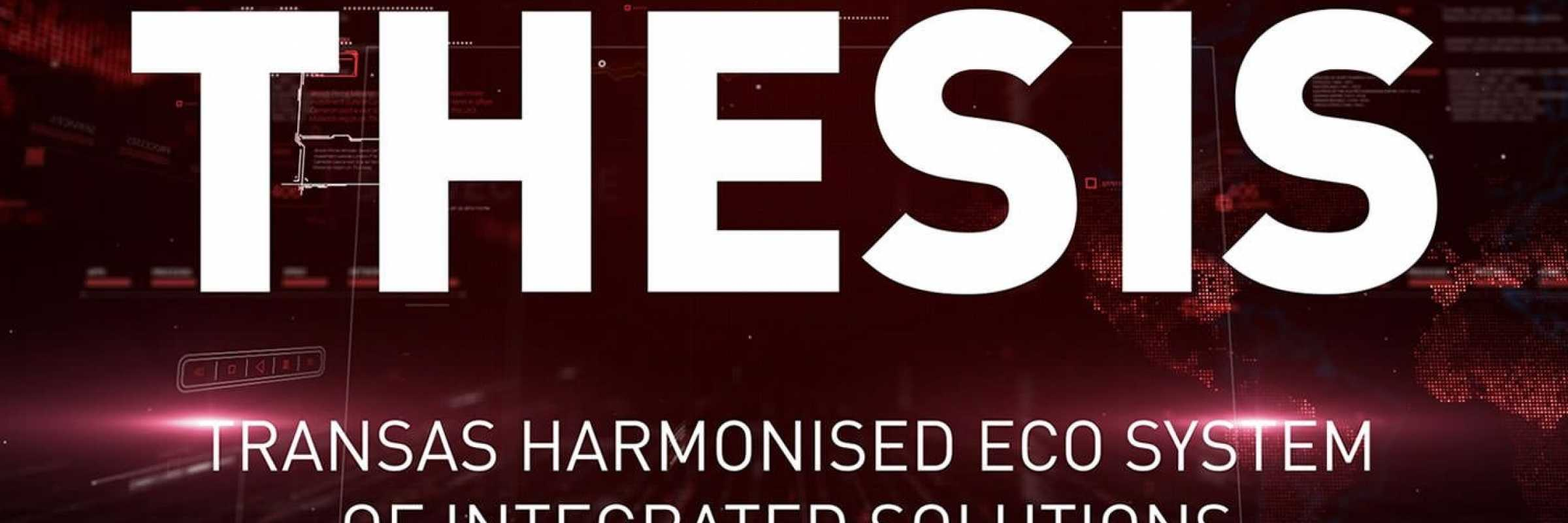 Transas brings THESIS to its 2017 forum for change