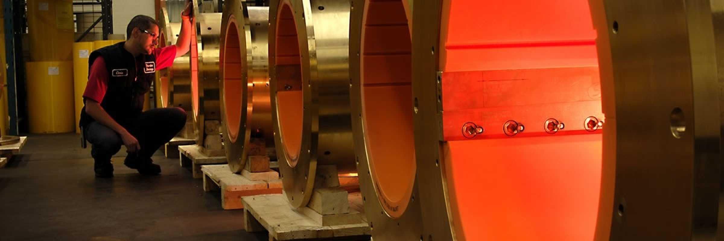 Coast guard solves vibration problem with Thordon propeller shaft bearing system