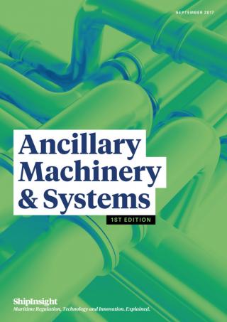 Ancillary, Machinery & Systems 2017