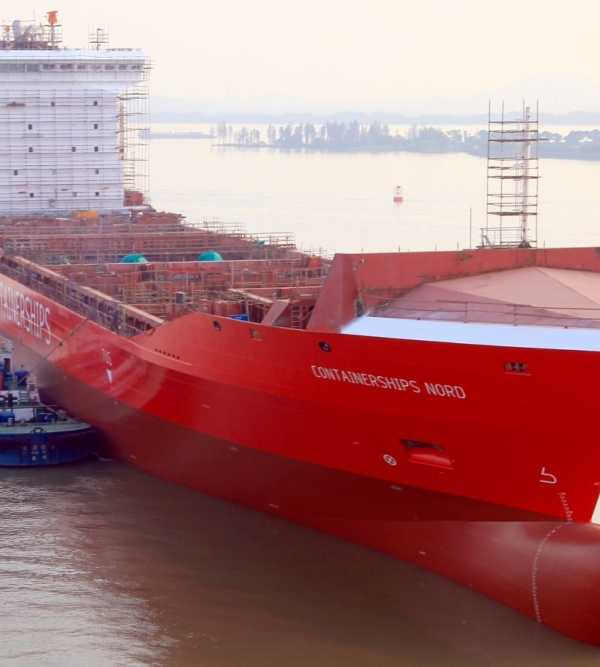 Containerships plc selects Fleetrange for Operational Awareness