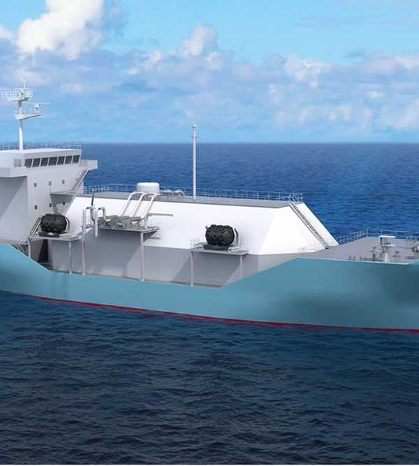 Japan to launch first LNG bunkering vessel in 2020