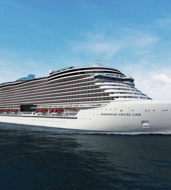 Norwegian Cruise Line Holdings orders Leonardo Class ships with Fincantieri