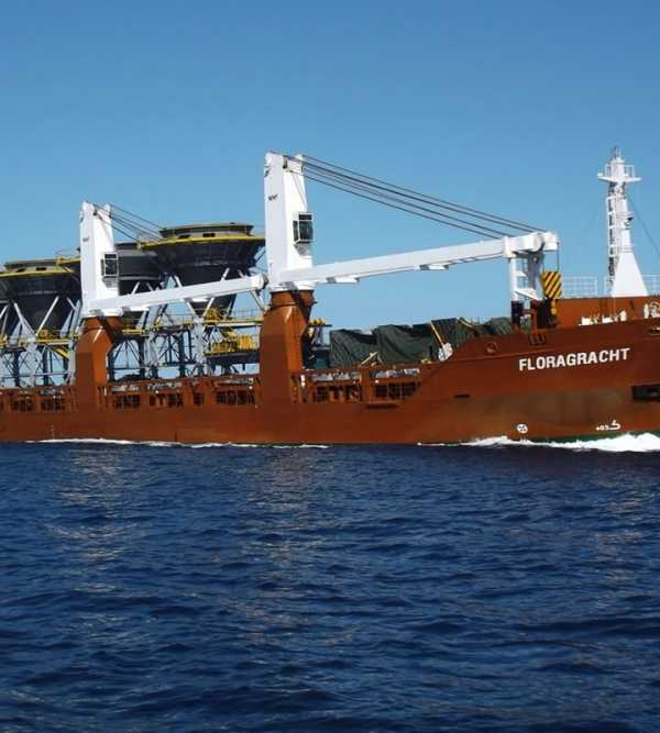 Majority of Spliethoff fleet outfitted with scrubbers to prepare for 2020 sulphur cap