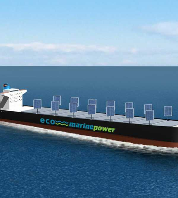 Eco Marine Power expands low-emissions Aquarius eco ship project