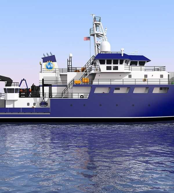 URI-led consortium selected to operate new research ship to replace R/V Endeavor