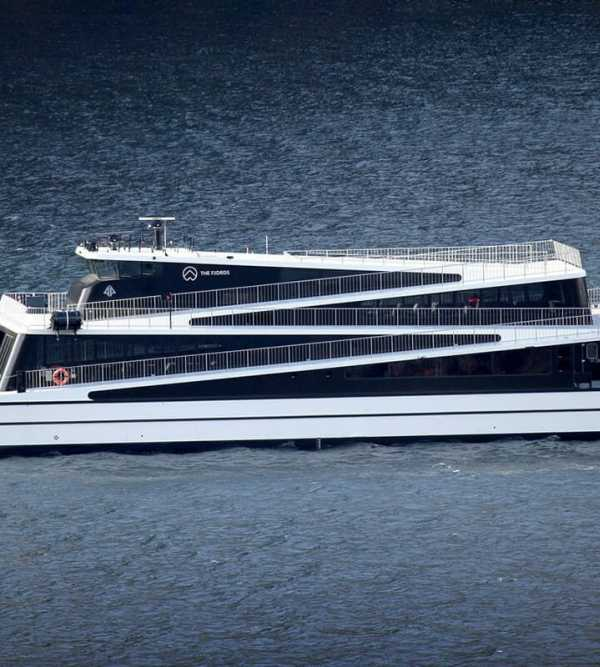 The Fjords takes delivery of groundbreaking zero emission vessel Future of The Fjords