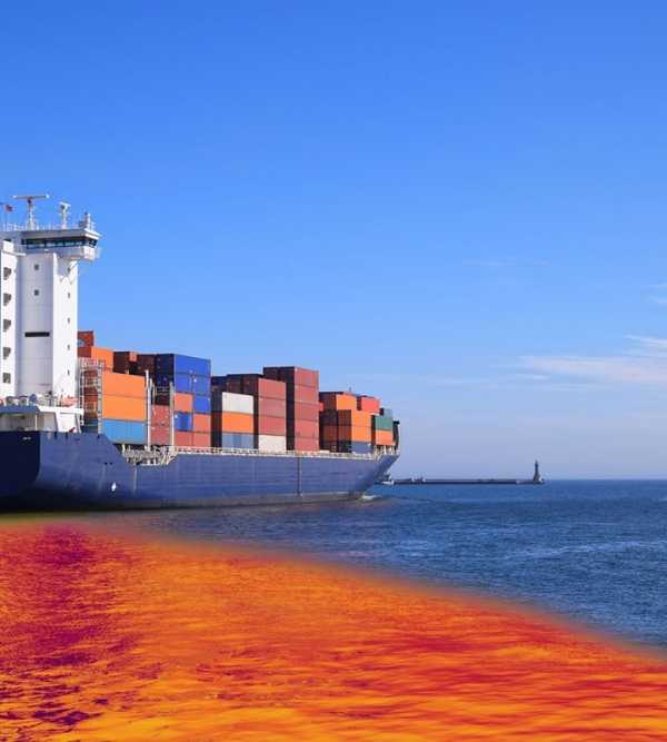 Progress for protection when chemical-spills from ships cause damage