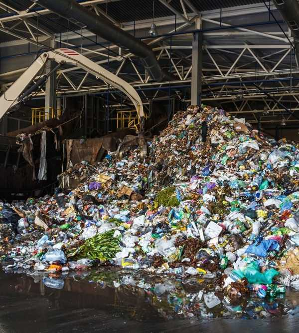 Converting plastics in to fuel