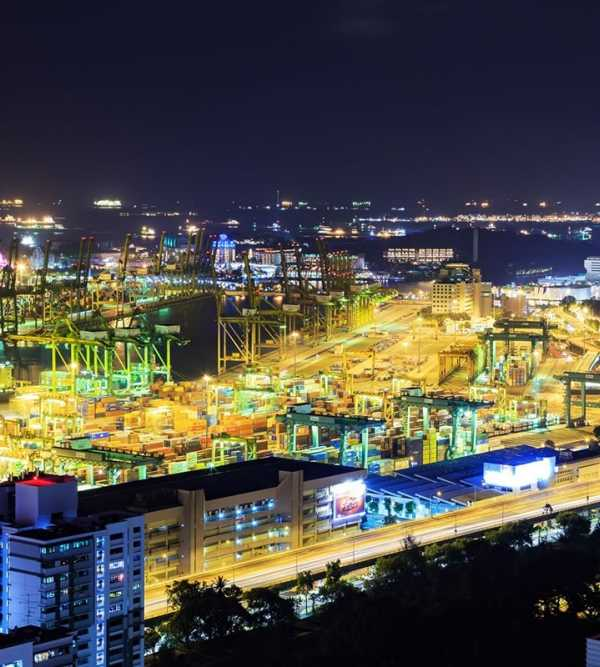Total and Pavilion Energy join to establish LNG bunkering in Singapore