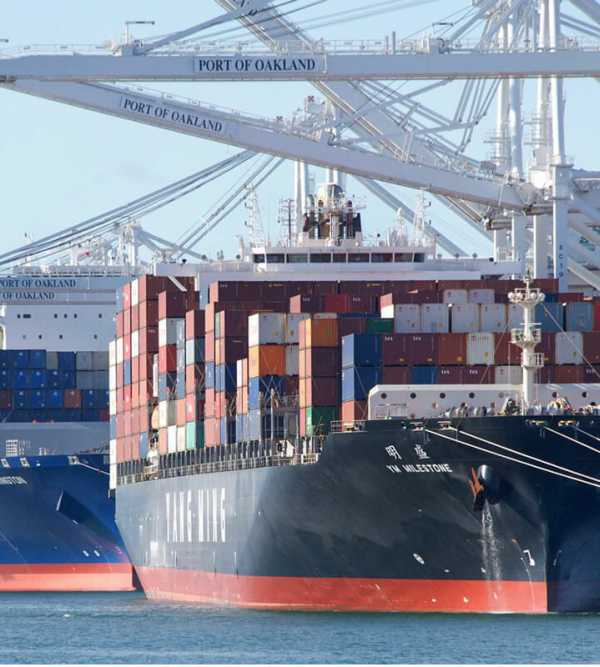 How ports can help to cut shipping CO2