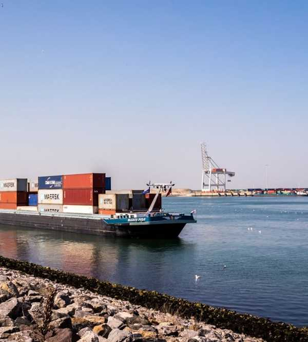 Hamburg Vessel Coordination Center and Rotterdam Port launch digital cooperation