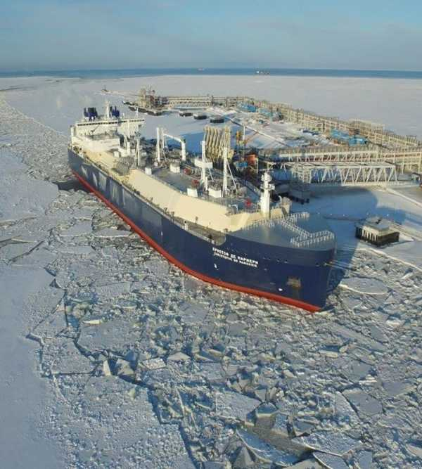 Russia's Novatek ships first LNG cargo to China via Arctic