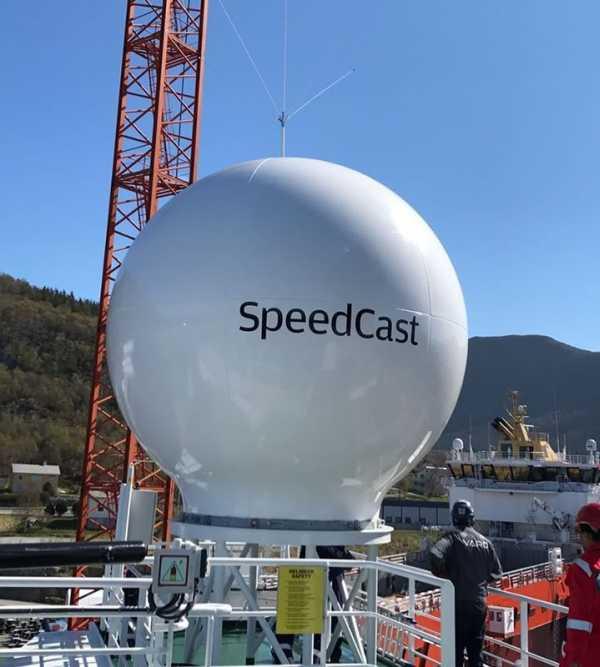 SpeedCast