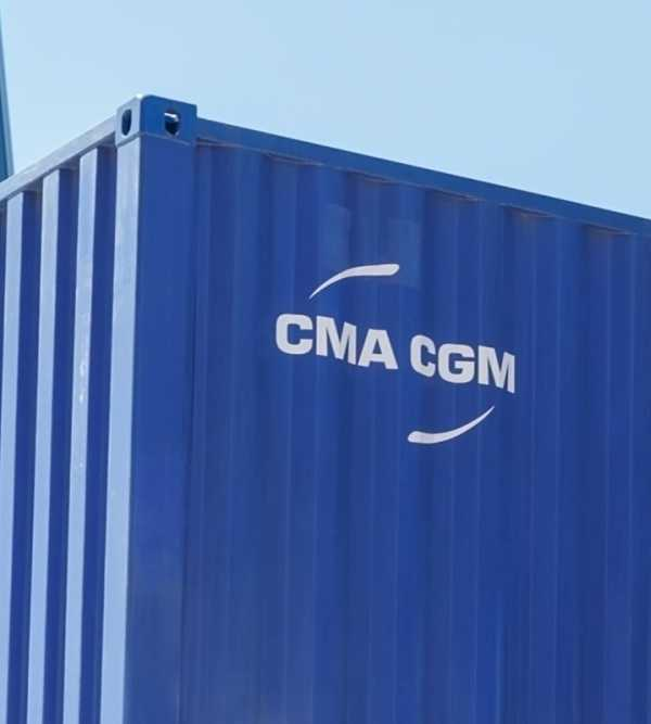CMA CGM deploys its innovative solution for container tracking