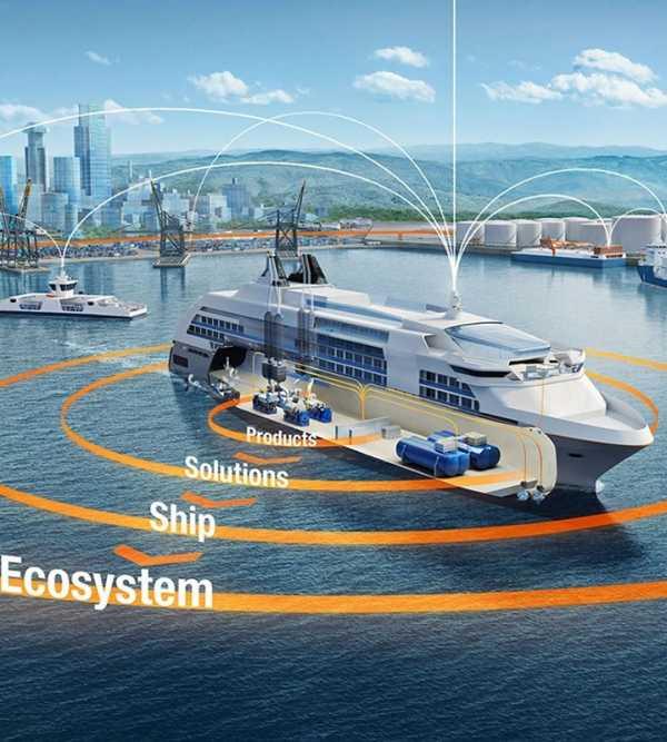 Wärtsilä Marine Solutions