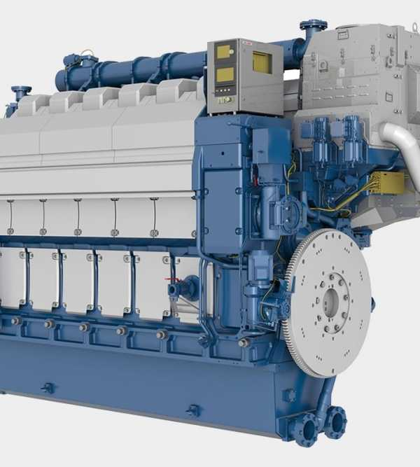 Wärtsilä 34DF engine awarded EPA Tier III certification in diesel mode
